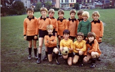 St Johns cubs 1982