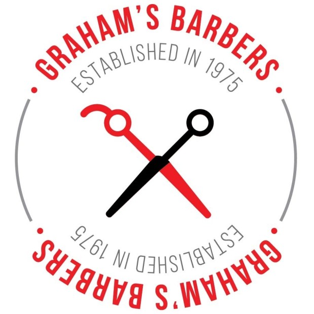 Graham's Barbers Logo